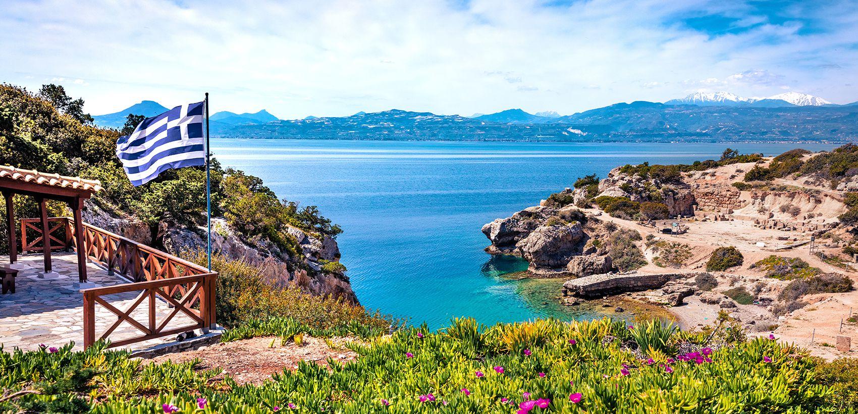 Grécia   Praias de Atenas