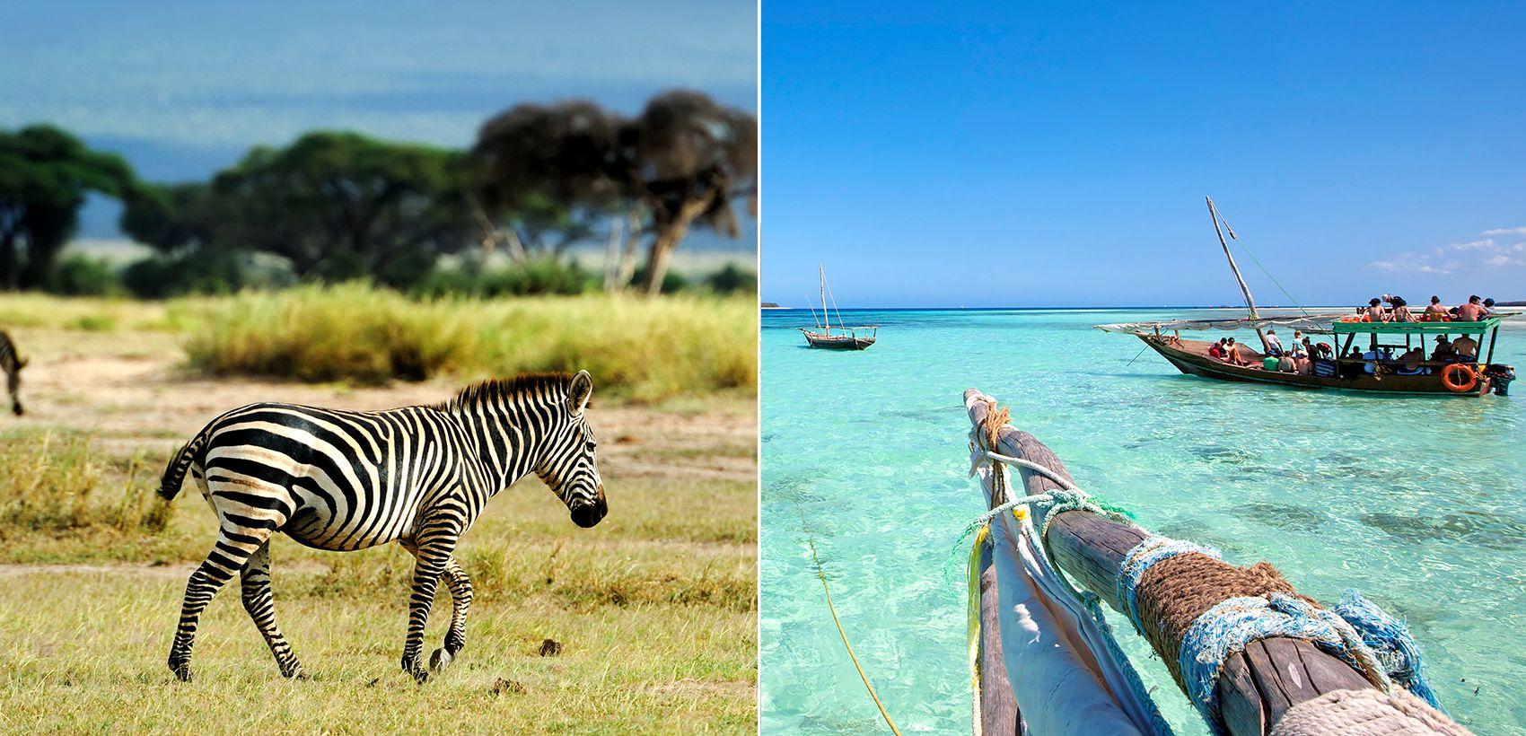 Safari Tanzânia Essencial + Zanzibar