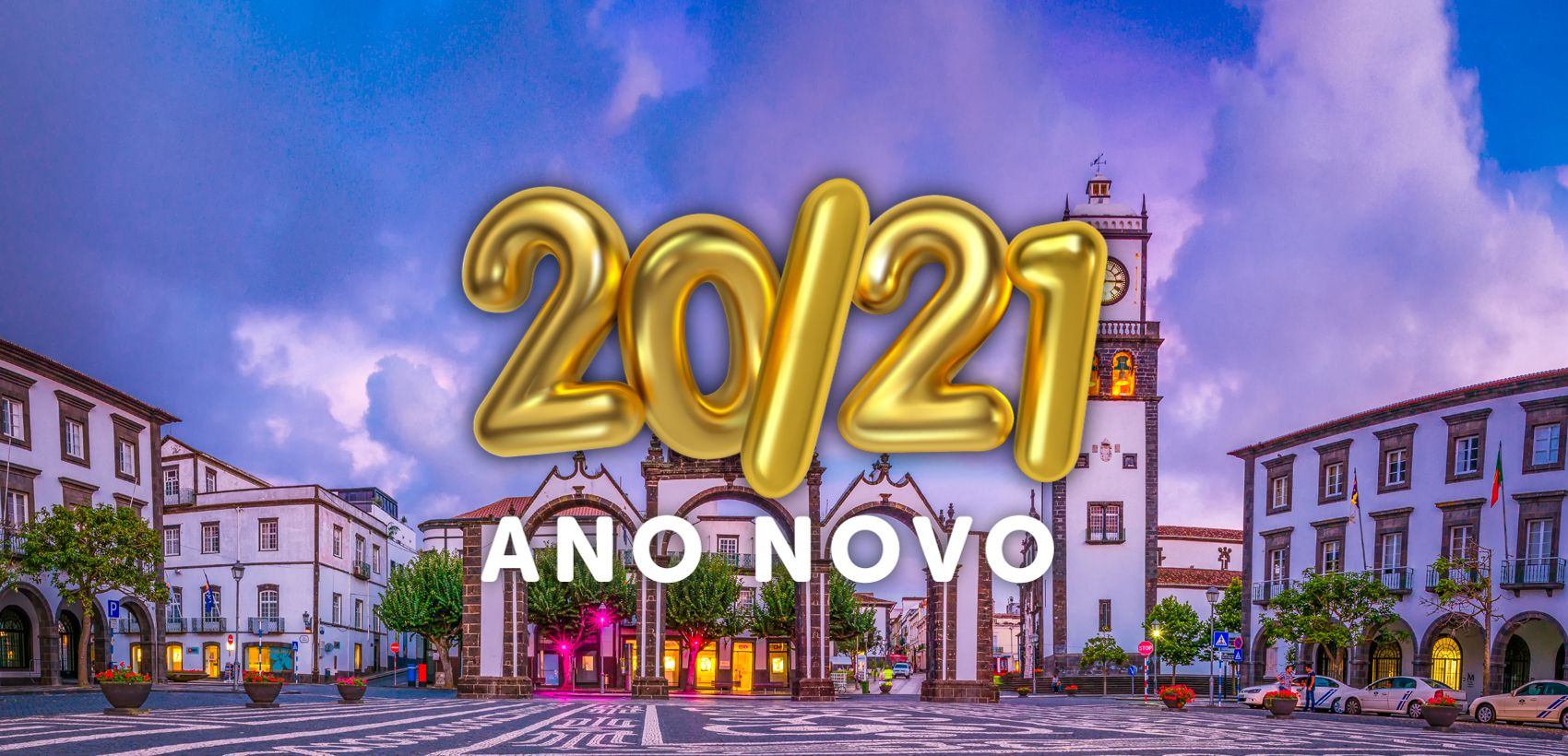 Açores: São Miguel   Fim de ano - Voos regulares
