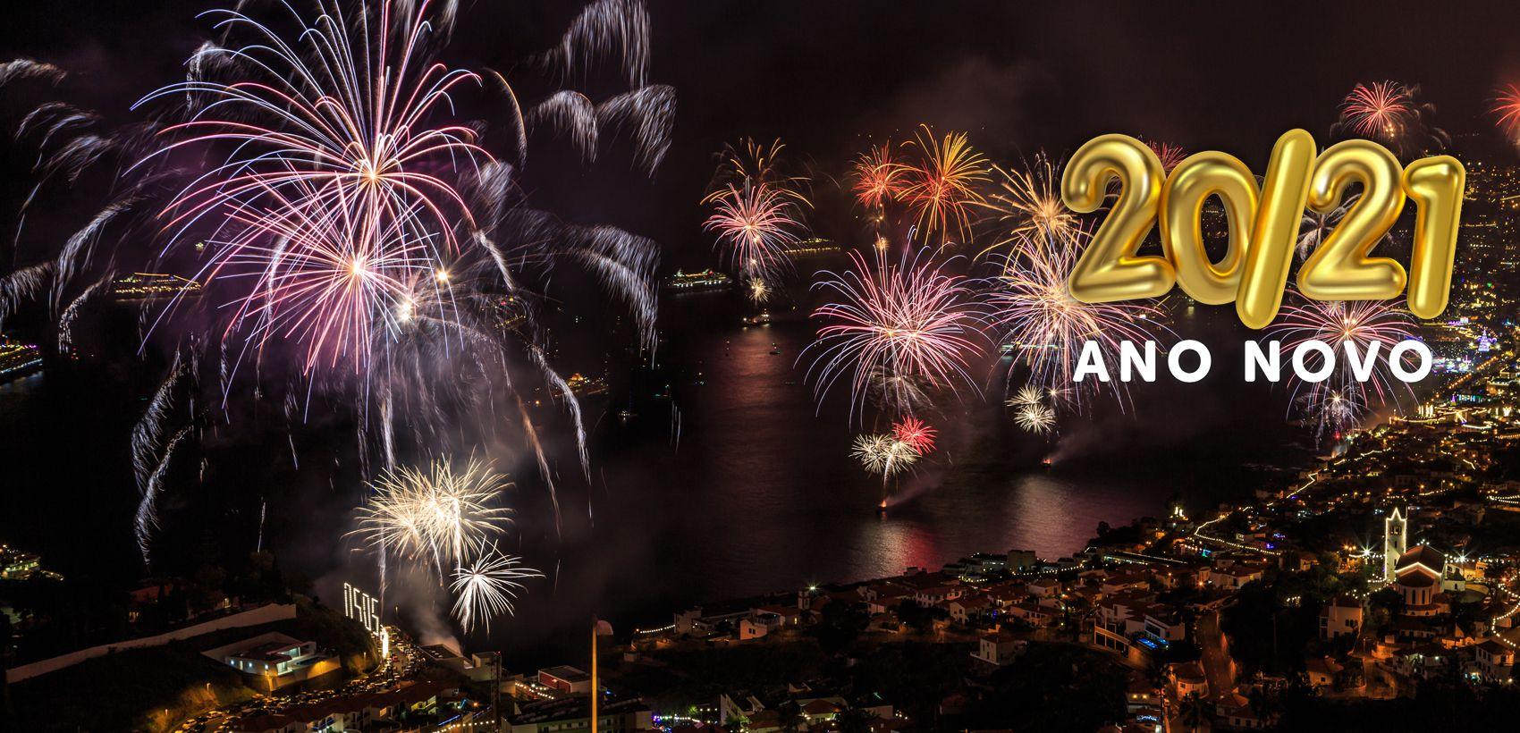 Madeira: Fim de Ano Funchal  Charter  Partida Lisboa e Porto