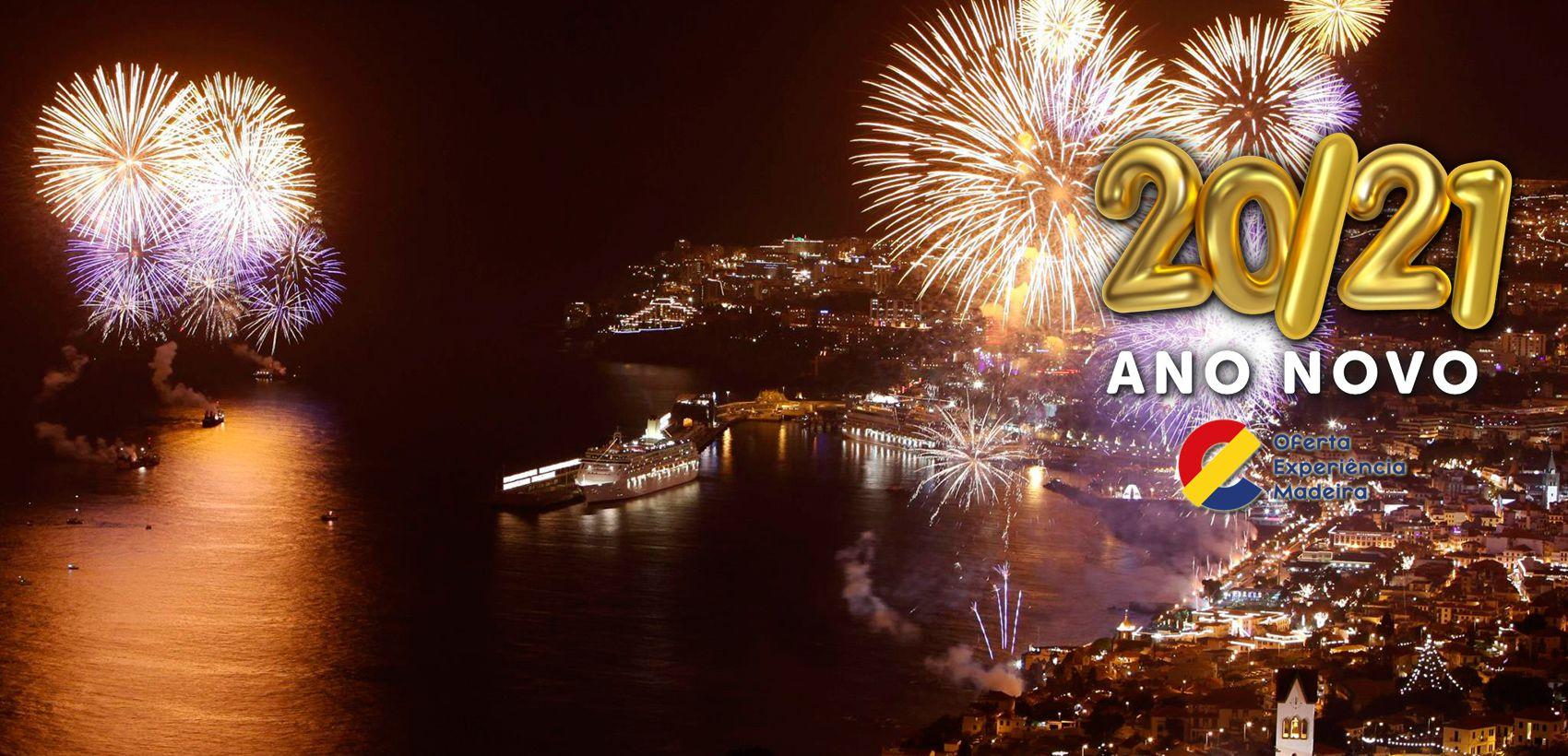 Madeira: Fim de Ano Funchal - Voos regulares