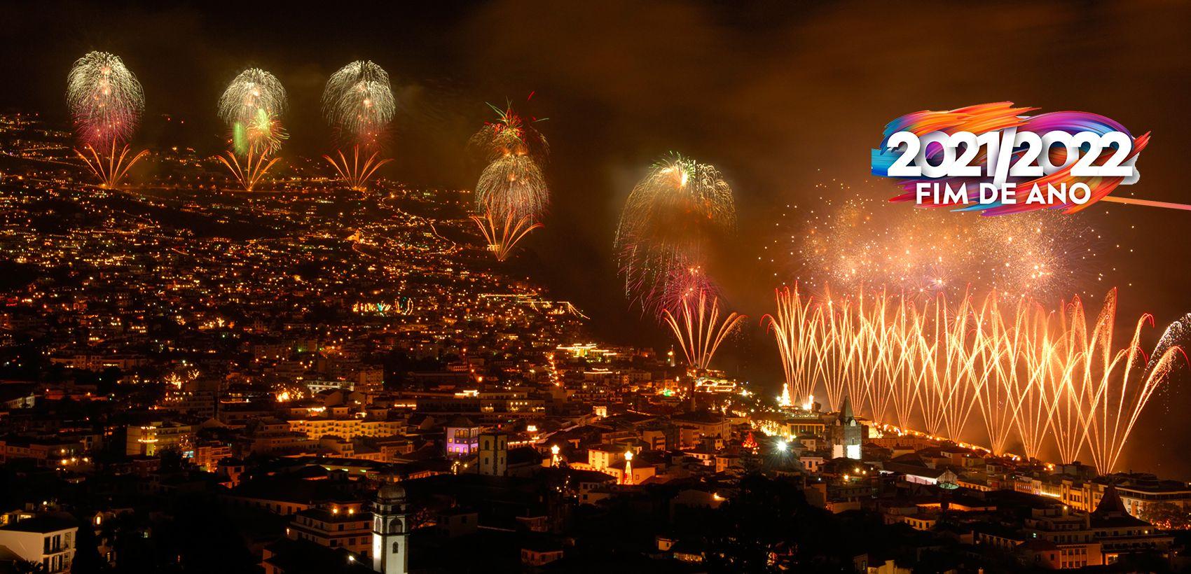 Madeira: Fim de Ano FNC  SATA Partida Lisboa e Porto (PAR)